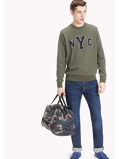 Camo Duffle Bag - CAMO STRIPE - TOMMY HILFIGER Bags & Accessories - detail image 1