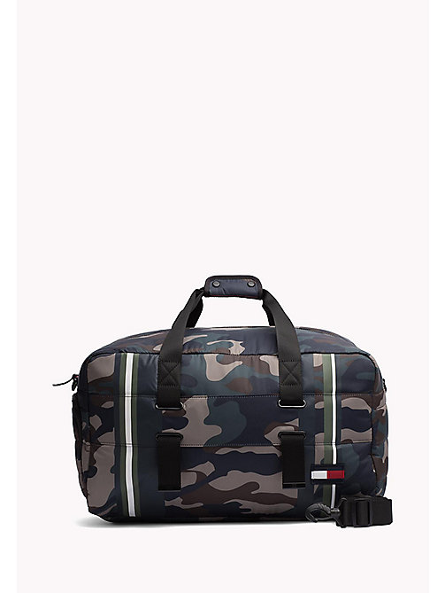 TOMMY HILFIGER Camo Duffle Bag - CAMO STRIPE - TOMMY HILFIGER Bags & Accessories - main image
