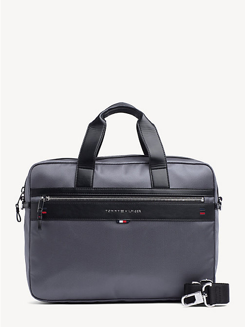 TOMMY HILFIGER Elevated laptoptas - SMOKED PEARL - TOMMY HILFIGER Aktetassen - main image
