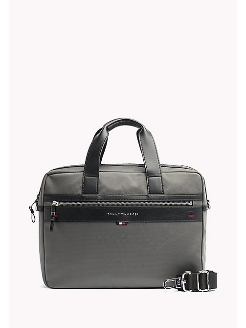 TOMMY HILFIGER Lightweight Laptop Bag - GREY - TOMMY HILFIGER Laptop Bags - main image