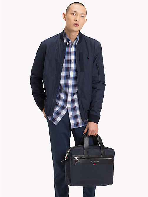 TOMMY HILFIGER Elevated Laptop Bag - TOMMY NAVY - TOMMY HILFIGER Bags & Accessories - detail image 1