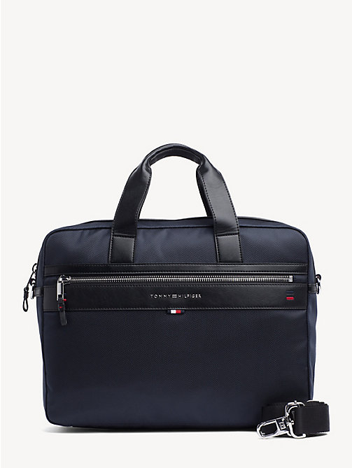 TOMMY HILFIGER Elevated Laptop Bag - TOMMY NAVY - TOMMY HILFIGER Laptop Bags - main image