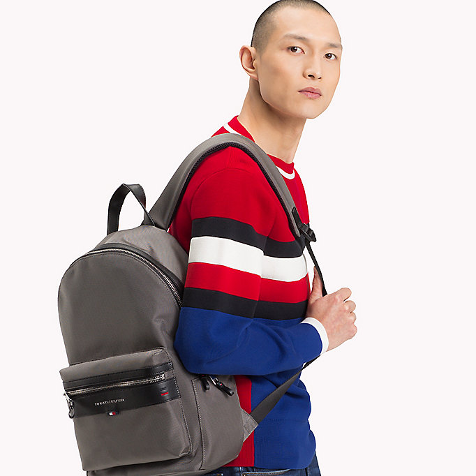 TOMMY HILFIGER Lightweight Laptop Backpack - TOMMY NAVY - TOMMY HILFIGER Bags & Accessories - detail image 3