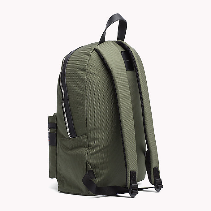 TOMMY HILFIGER Lightweight Laptop Backpack - GREY - TOMMY HILFIGER Bags & Accessories - detail image 1