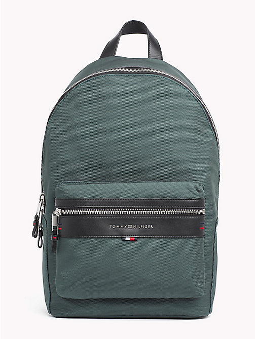 TOMMY HILFIGER Elevated Backpack - RAIN FOREST - TOMMY HILFIGER Backpacks - main image