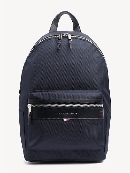 TOMMY HILFIGER Lightweight Laptop Backpack - TOMMY NAVY - TOMMY HILFIGER Backpacks - main image