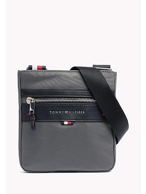 TOMMY HILFIGER Lightweight Cross Body Bag - GREY - TOMMY HILFIGER Crossbody Bags - main image