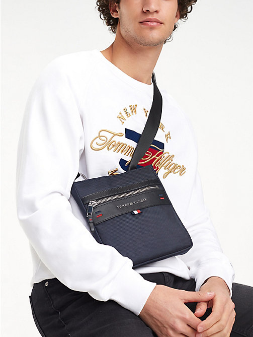 TOMMY HILFIGER Elevated Mini Crossover Bag - TOMMY NAVY - TOMMY HILFIGER Crossbody Bags - detail image 1