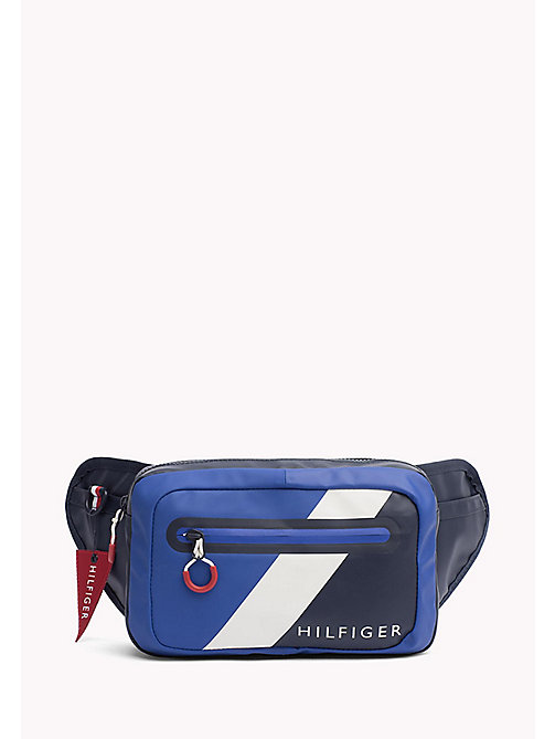TOMMY HILFIGER Water Resistant Crossover Bag - TOMMY NAVY - TOMMY HILFIGER Bags & Accessories - main image