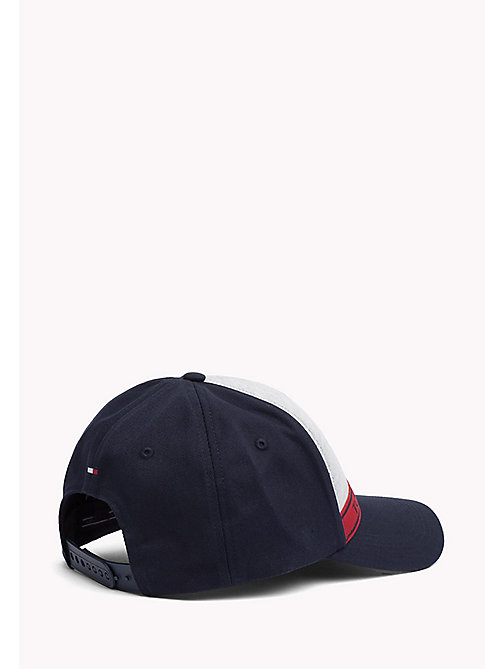 TOMMY HILFIGER Selvedge Cap - CORPORATE - TOMMY HILFIGER Hats, Gloves &  Scarves - detail image 1