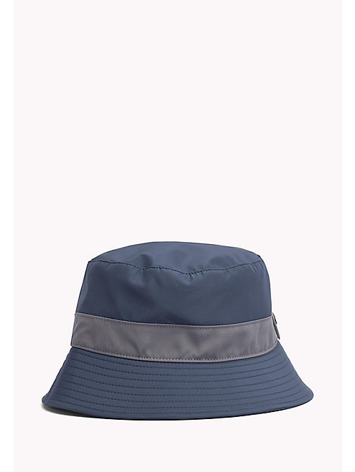 TOMMY HILFIGER Water Resistant Bucket Hat - SKY CAPTAIN - TOMMY HILFIGER Hats - detail image 1