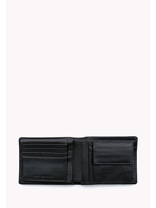 TOMMY HILFIGER Leather Wallet - BLACK - TOMMY HILFIGER Bags & Accessories - detail image 1