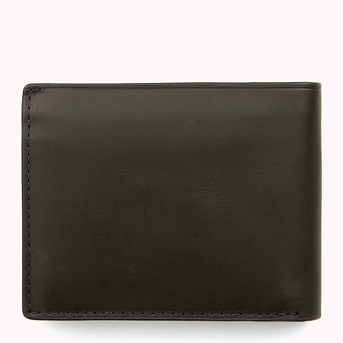 TOMMY HILFIGER Heritage Leather Wallet - COGNAC - TOMMY HILFIGER Bags & Accessories - detail image 1