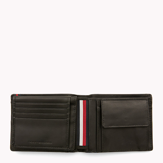 TOMMY HILFIGER Heritage Leather Wallet - COGNAC - TOMMY HILFIGER Bags & Accessories - detail image 2