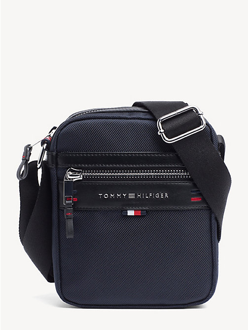 TOMMY HILFIGER Elevated Mini Reporter Bag - TOMMY NAVY - TOMMY HILFIGER Bags & Accessories - main image