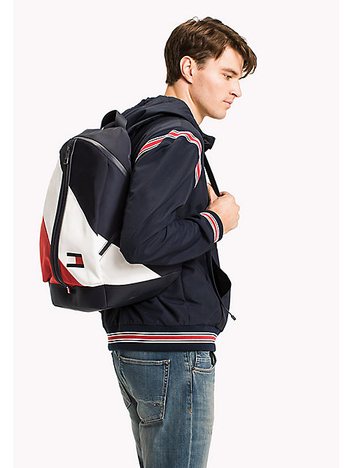 TOMMY HILFIGER Signature Stripe Backpack - CORPORATE - TOMMY HILFIGER Bags & Accessories - detail image 1