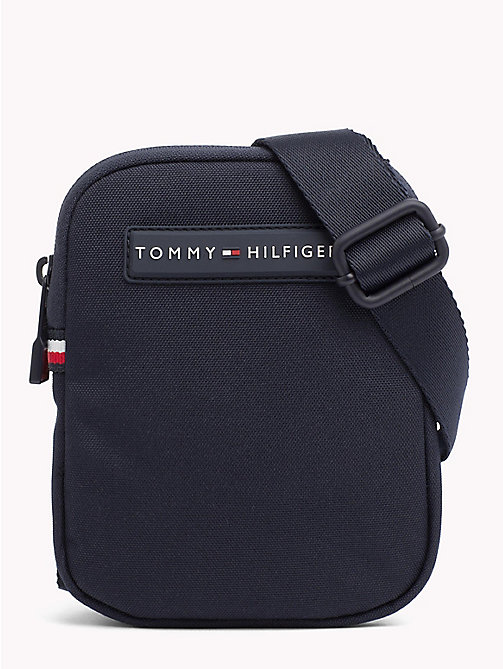 TOMMY HILFIGER Compact Crossover Bag - TOMMY NAVY -  Crossbody Bags - main image