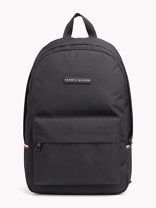 TOMMY HILFIGER Tommy Backpack - BLACK - TOMMY HILFIGER Backpacks - main image