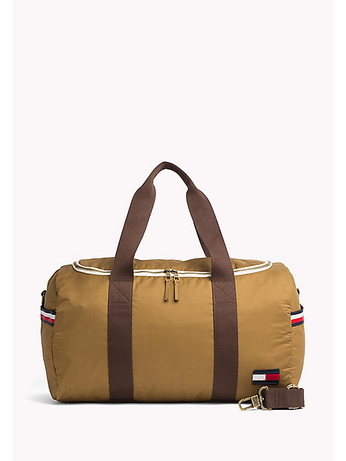 TOMMY HILFIGER Workwear Duffle Bag - TAN - TOMMY HILFIGER Test 4 - main image