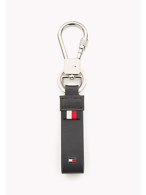 TOMMY HILFIGER Flag Key Fob - TOMMY NAVY - TOMMY HILFIGER Bags & Accessories - main image