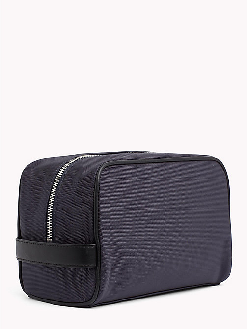 TOMMY HILFIGER Elevated Tommy Hilfiger Washbag - TOMMY NAVY - TOMMY HILFIGER Bags & Accessories - detail image 1