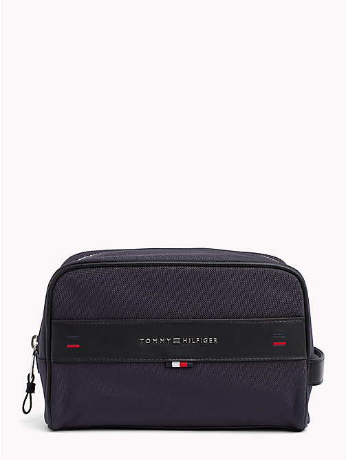 TOMMY HILFIGER Elevated Tommy Hilfiger Washbag - TOMMY NAVY - TOMMY HILFIGER Bags & Accessories - main image