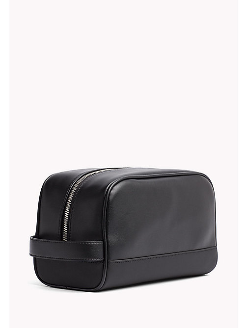 TOMMY HILFIGER City Washbag - BLACK - TOMMY HILFIGER Bags & Accessories - detail image 1