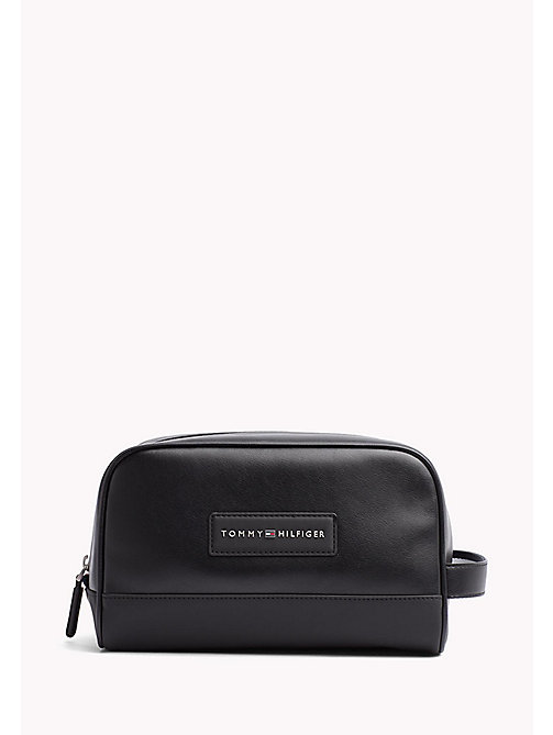 TOMMY HILFIGER City Washbag - BLACK - TOMMY HILFIGER Bags & Accessories - main image