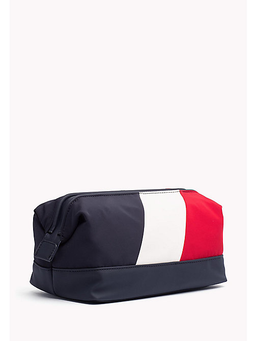 TOMMY HILFIGER Trousse de toilette colour-block - CORPORATE - TOMMY HILFIGER Sacs - image détaillée 1