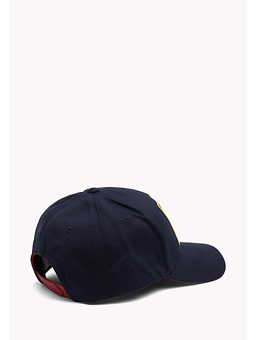 TOMMY JEANS Big Logo Baseball Cap - TOMMY NAVY - TOMMY JEANS Tommy Jeans Shoes & Accessories - detail image 1