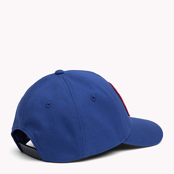 TOMMY JEANS Big Logo Baseball Cap - TOMMY NAVY - TOMMY JEANS Men - detail image 1