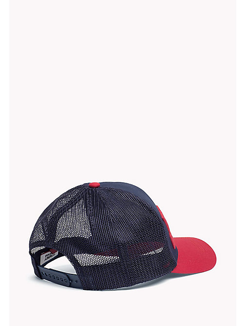 TOMMY JEANS TJM LOGO TRUCKER CAP - CORPORATE - TOMMY JEANS Tommy Jeans Accessori - dettaglio immagine 1