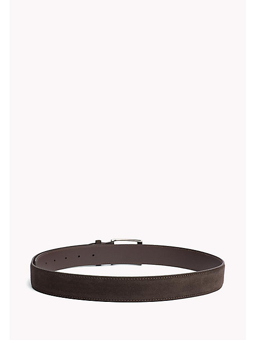 TOMMY HILFIGER Leather Belt - TESTI DI MORO - TOMMY HILFIGER Belts - detail image 1