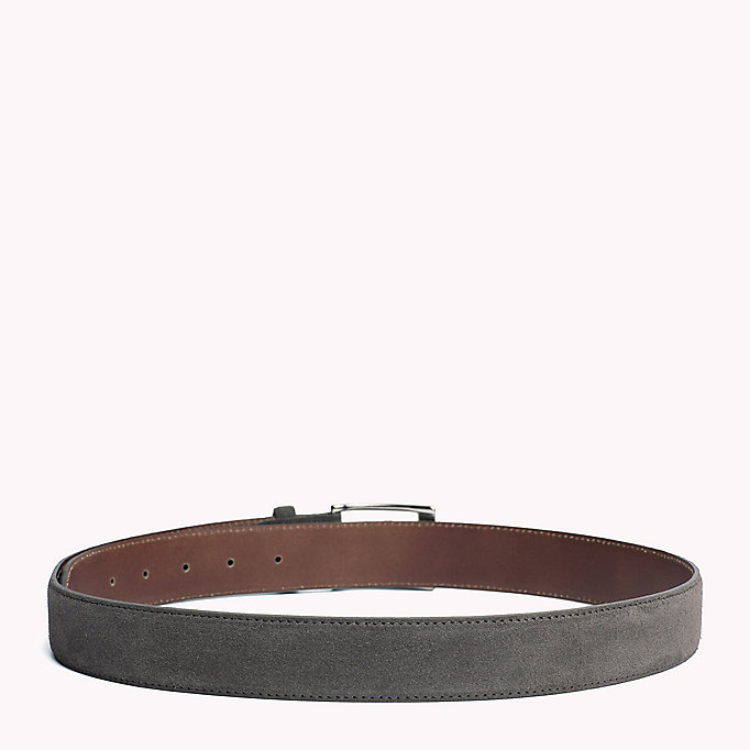 TOMMY HILFIGER Leather Belt - TESTI DI MORO - TOMMY HILFIGER Bags & Accessories - detail image 1