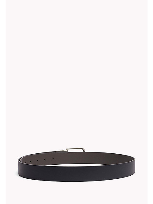 TOMMY HILFIGER Reversible Leather Belt - TOMMY NAVY-GREY - TOMMY HILFIGER Belts - detail image 1