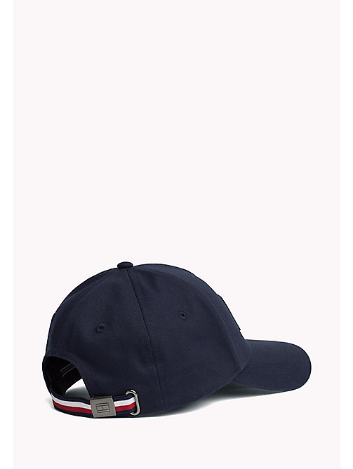 TOMMY HILFIGER TH FLAG CAP - TOMMY NAVY - TOMMY HILFIGER Hats - detail image 1