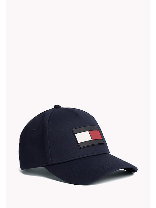 TOMMY HILFIGER TH FLAG CAP - TOMMY NAVY - TOMMY HILFIGER Hats - main image