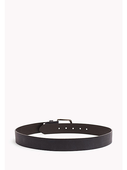TOMMY HILFIGER Kids' Classic Belt - TOMMY NAVY - TOMMY HILFIGER Accessories - detail image 1