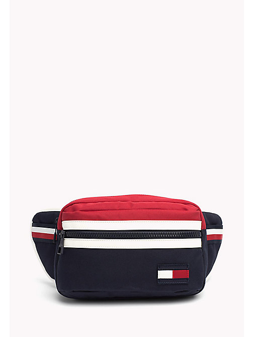 TOMMY HILFIGER Colour-Blocked Crossbody Bag - CORPORATE - TOMMY HILFIGER Crossbody Bags - main image