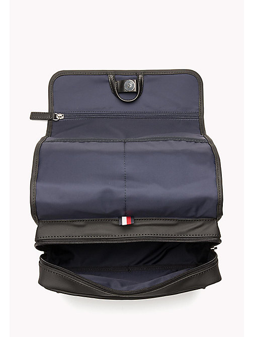 TOMMY HILFIGER Foldable Washbag - BLACK - TOMMY HILFIGER Bags & Accessories - detail image 1