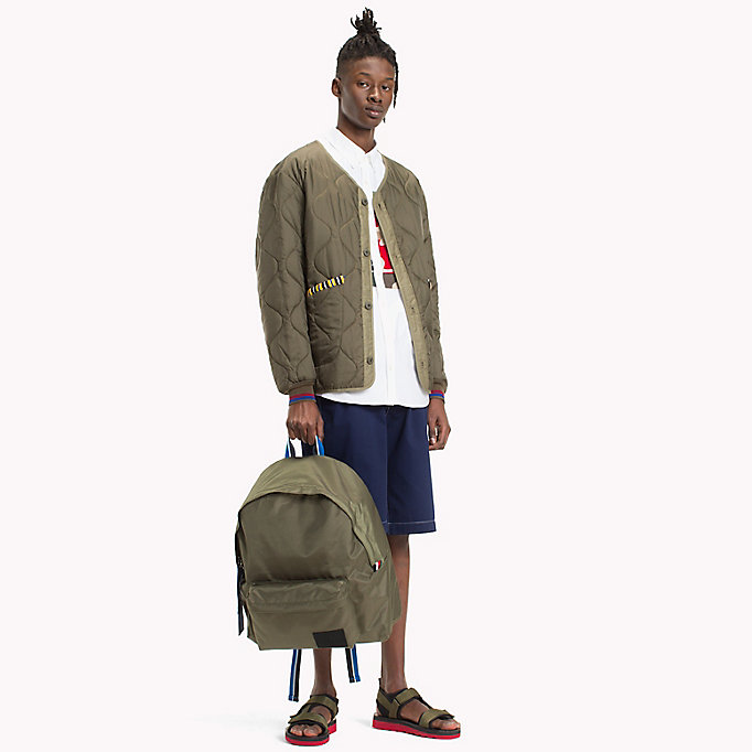 TOMMY HILFIGER Tommy Hilfiger Zip Backpack - SURF THE WEB - TOMMY HILFIGER Hommes - image détaillée 3