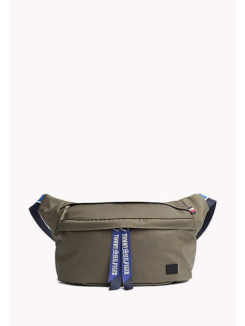 TOMMY HILFIGER Contrast Crossbody Bag - FOUR LEAF CLOVER - TOMMY HILFIGER Hilfiger Collection - main image