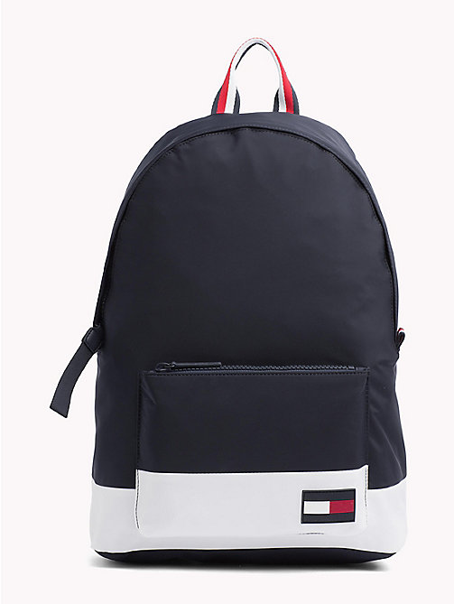 TOMMY HILFIGER Escape Travel Backpack with Top Handle - CORPORATE - TOMMY HILFIGER Backpacks - main image