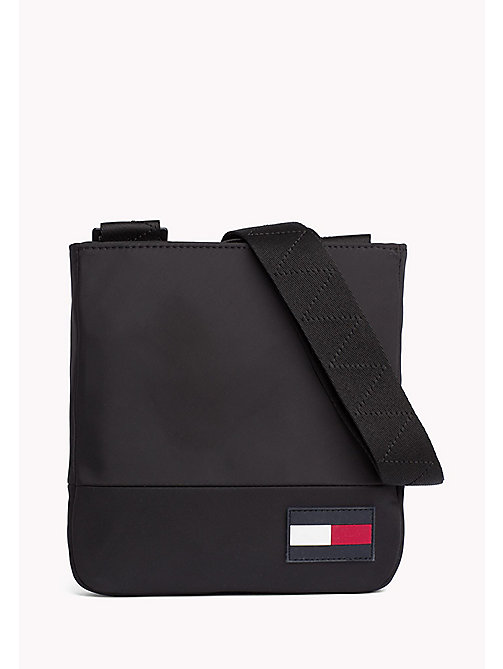 TOMMY HILFIGER Escape Mini Cross Over Bag - BLACK - TOMMY HILFIGER Crossbody Bags - main image