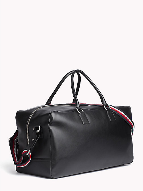 TOMMY HILFIGER Corporate Weekend Holdall - BLACK - TOMMY HILFIGER NEW IN - detail image 1