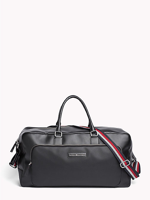 TOMMY HILFIGER Corporate Weekend Holdall - BLACK - TOMMY HILFIGER NEW IN - main image