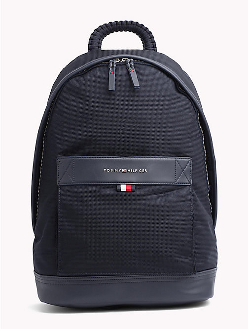 TOMMY HILFIGER Tailored Nylon Backpack - TOMMY NAVY - TOMMY HILFIGER Backpacks - main image