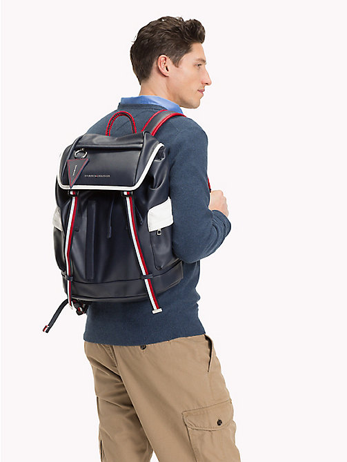 TOMMY HILFIGER Explorer Backpack - TOMMY NAVY - TOMMY HILFIGER NEW IN - detail image 1