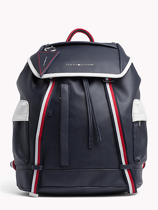 TOMMY HILFIGER Explorer Backpack - TOMMY NAVY - TOMMY HILFIGER NEW IN - main image