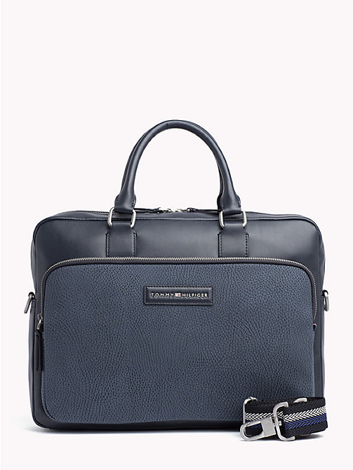 TOMMY HILFIGER Corporate Executive Laptop Bag - AIRFORCE BLUE - TOMMY HILFIGER NEW IN - main image